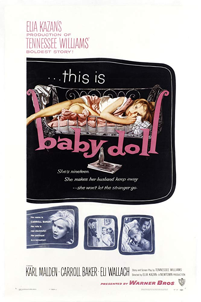 Baby Doll (1956) - Karl Malden  DVD
