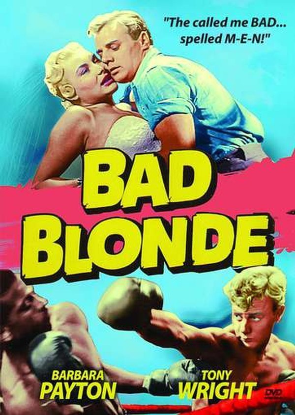 Bad Blonde (1953) - Barbara Payton  DVD