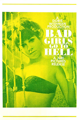 Bad Girls Go To Hell (1965) - Gigi Darlene  DVD