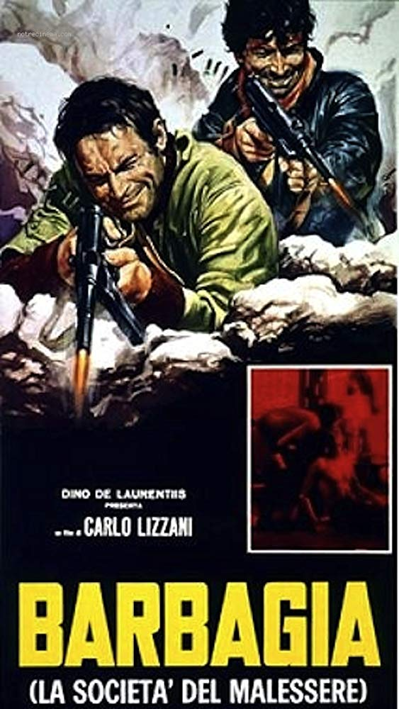 Barbagia (1969) - Terence Hill  DVD
