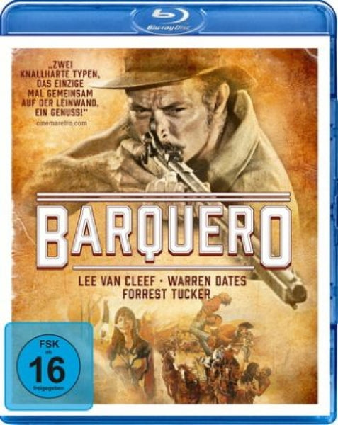 Barquero (1970) - Lee Van Cleef   Blu-ray