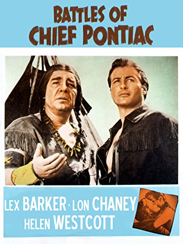 Battles Of Chief Pontiac (1952) - Lex Barker  DVD