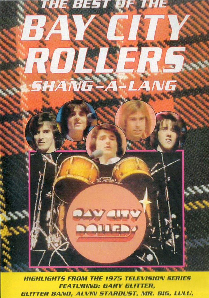 Bay City Rollers - Shang-A-Lang - Best Of 2 DVDs