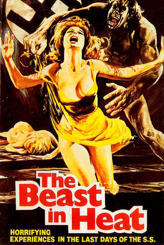 Beast In Heat (1977) - Macha Magall  DVD