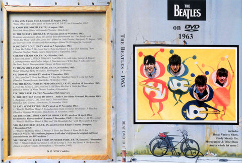 Beatles On DVD - 1963