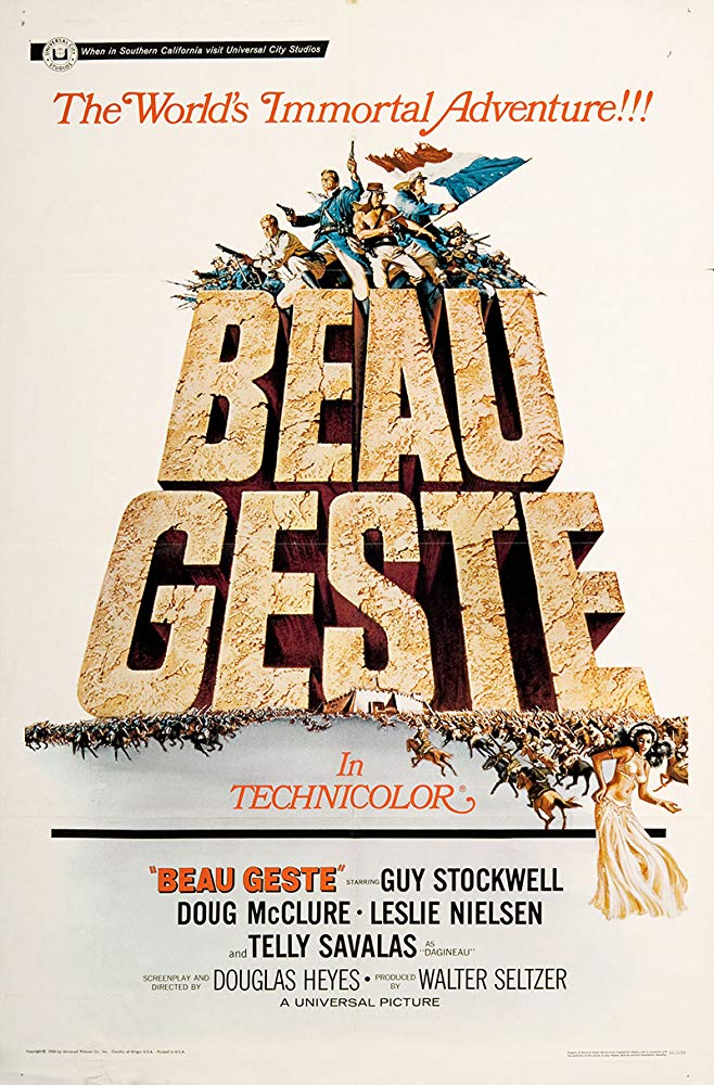 Beau Geste (1966) - Guy Stockwell  DVD