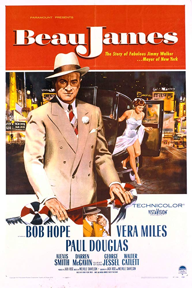 Beau James (1957) - Bob Hope  DVD