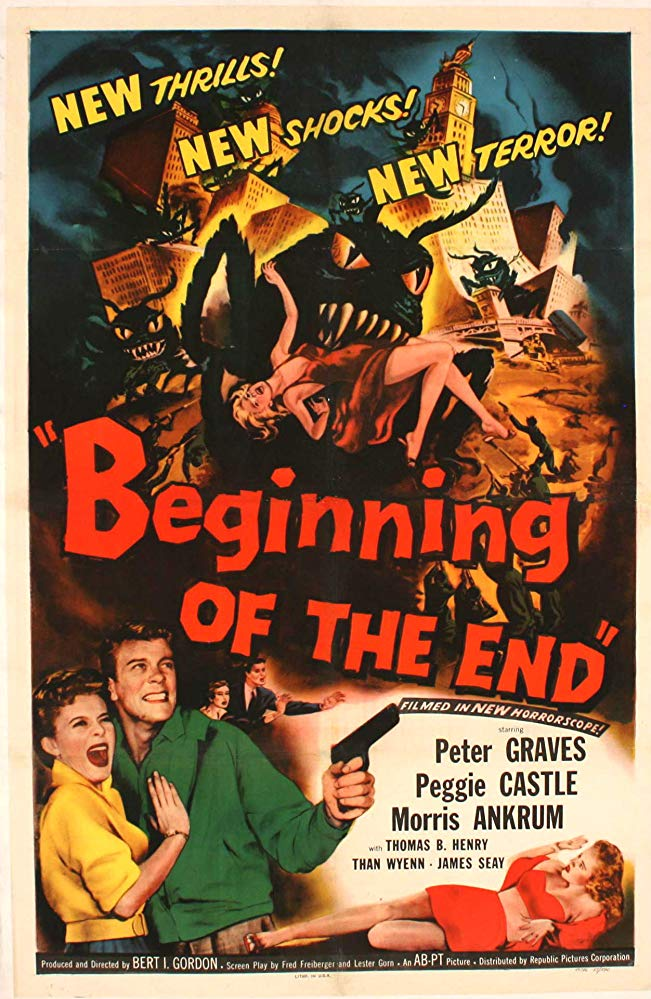 Beginning Of The End (1957) - Peter Graves