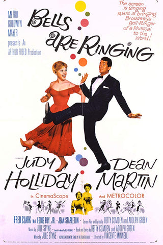 Bells Are Ringing (1960) - Dean Martin  DVD