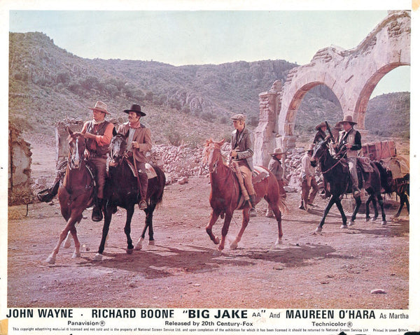 Big Jake (1971) - John Wayne  DVD