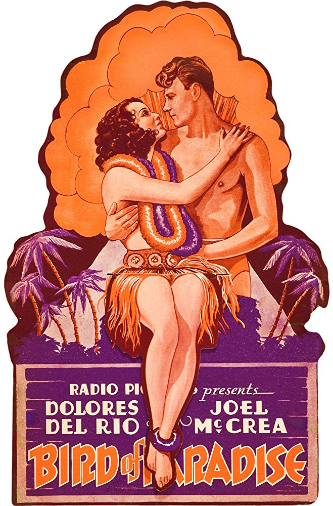 Bird Of Paradise (1932) - Joel McCrea  DVD