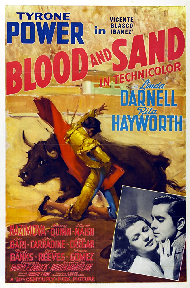 Blood And Sand (1941) - Tyrone Power  DVD