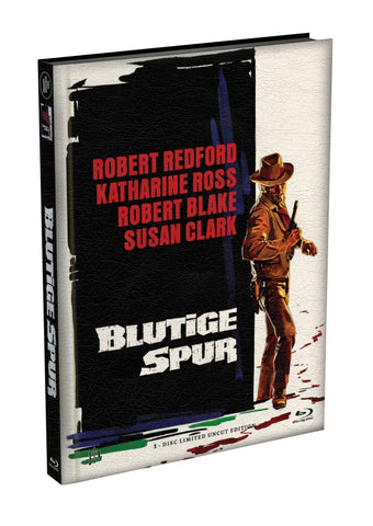 Tell Them Willie Boy Is Here (1969) - Robert Redford  Limited Edition Mediabook  Blu-ray