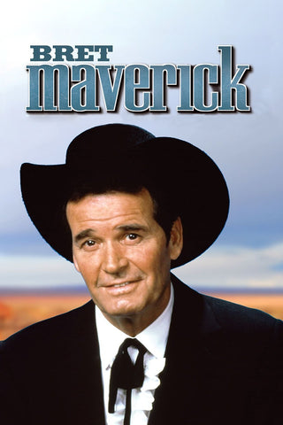 Bret Maverick : The TV Series (1981-1982)  (4 DVD Set)