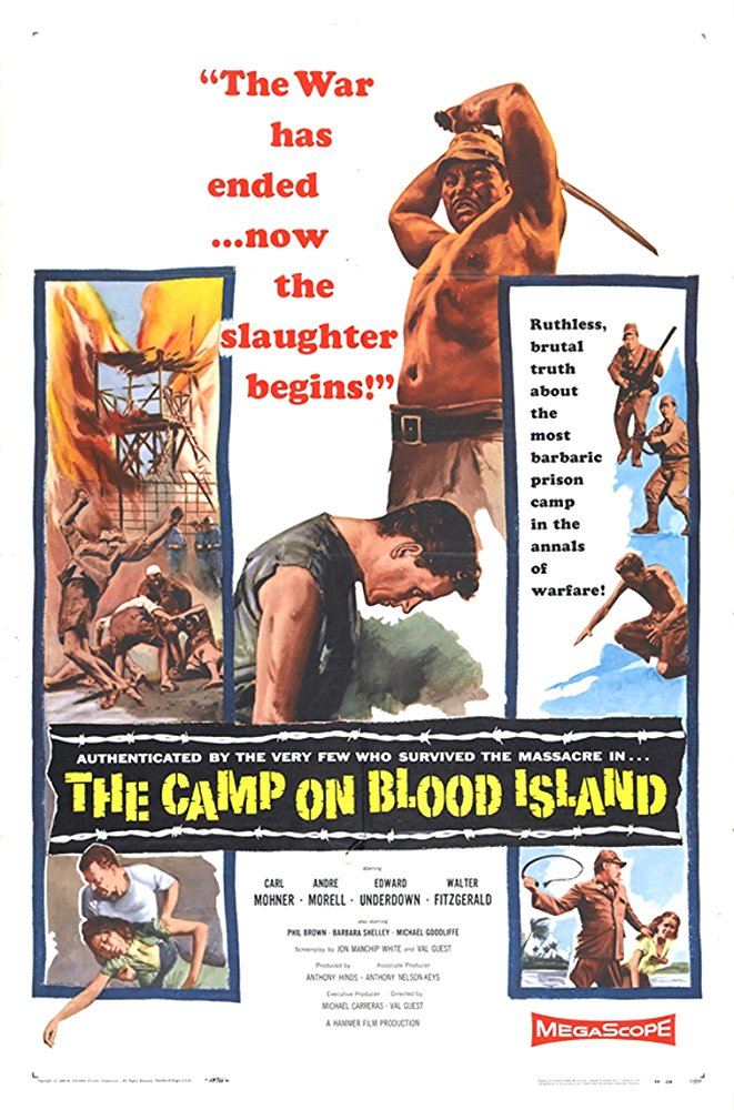 The Camp On Blood Island (1958) - Andre Morell  DVD