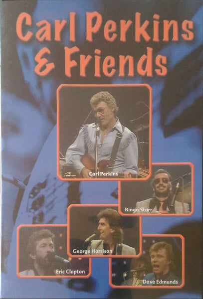 Carl Perkins & Friends : A Rockabilly Session  DVD