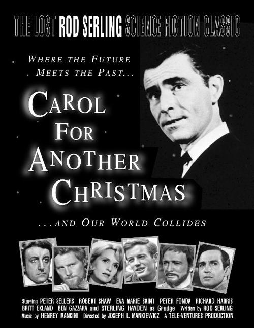 Carol For Another Christmas (1964) - Sterling Hayden