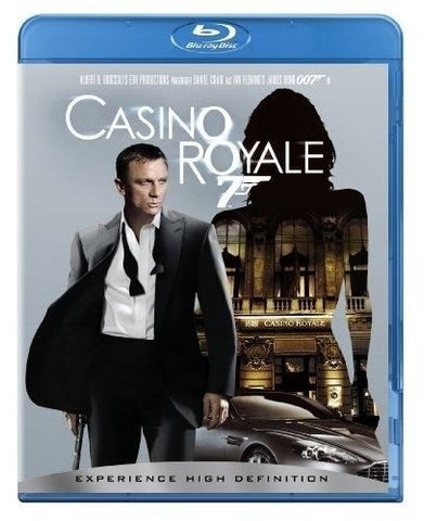 James Bond 007 : Casino Royale (2006) - Daniel Craig  Blu-ray