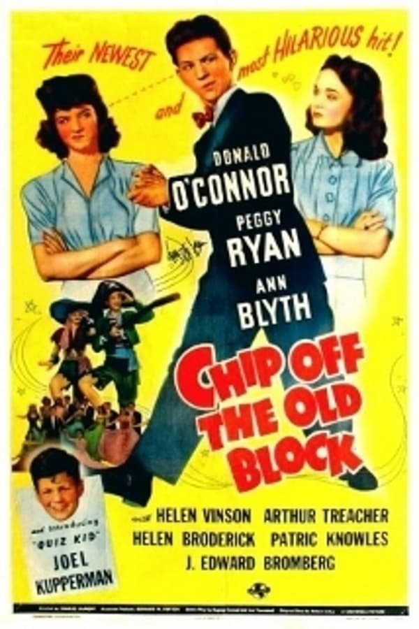 Chip Off The Old Block (1944) - Donald O´Connor  DVD