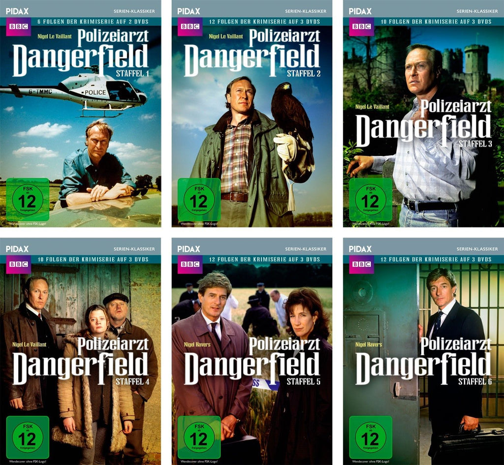 Dangerfield (1995-1999)  :  The Complete Series - Roderick Smith  ( 17 DVD Set)