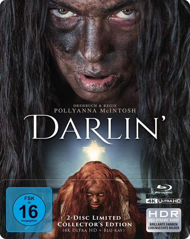 Darlin´ (2019) - Cooper Andrews   Limited Steelbook (4K Ultra KD + Blu-ray)