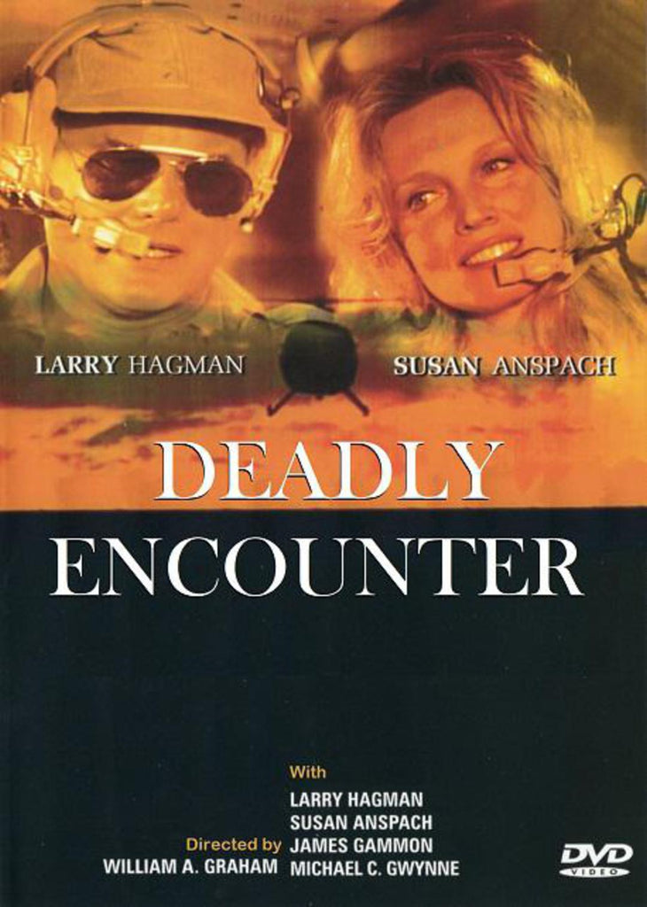 Deadly Encounter (1982) - Larry Hagman