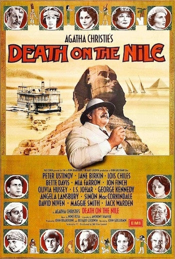 Death On The Nile (1978) - Peter Ustinov  DVD