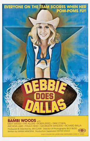 Debbie Does Dallas (1978) - Bambi Woods