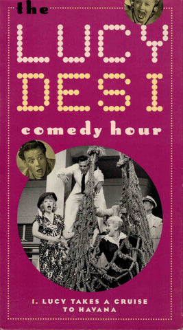 The Lucy Desi Comedy Hour Vol. 1 - Lucille Ball  VHS