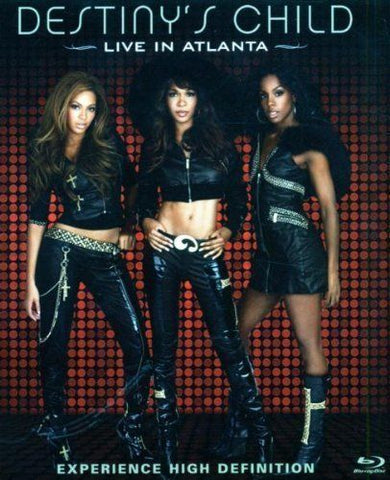 Destiny´s Child : Live In Atlanta (2007)  Blu-ray