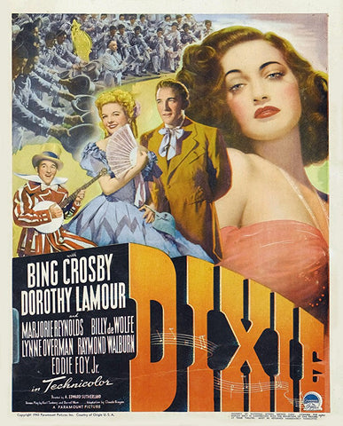 Dixie (1943) - Bing Crosby  DVD