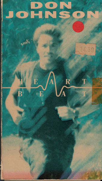 Don Johnson - Heartbeat (1987)   VHS