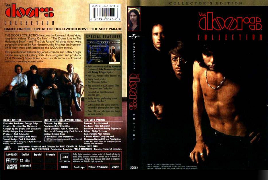 The Doors - Collection  DVD