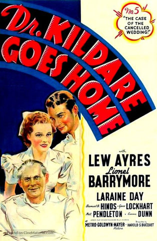 Dr. Kildare : Dr. Kildare Goes Home (1940) - Lew Ayres  DVD