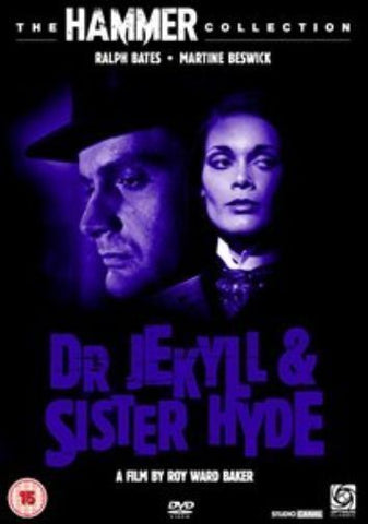 Dr. Jekyll And Sister Hyde (1971) - Ralph Bates. DVD