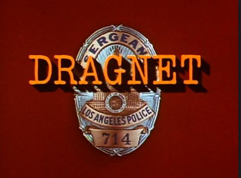 Dragnet 1966 (1969) - Jack Webb  DVD