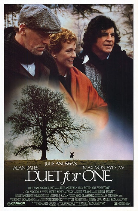Duet For One (1986) - Julie Andrews
