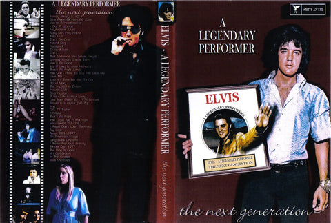 Elvis - A Legendary Performer : The Next Generation  DVD
