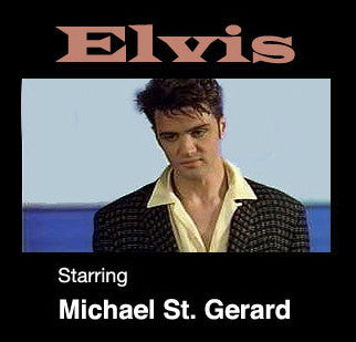 Elvis (1990) : The Complete Series - Michael St. Gerard  DVD