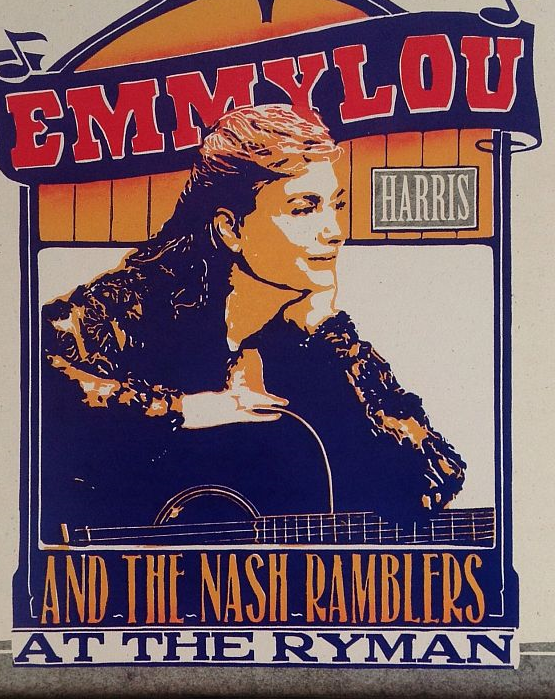 Emmylou Harris and The Nash Ramblers: Live at the Ryman (1991)  DVD