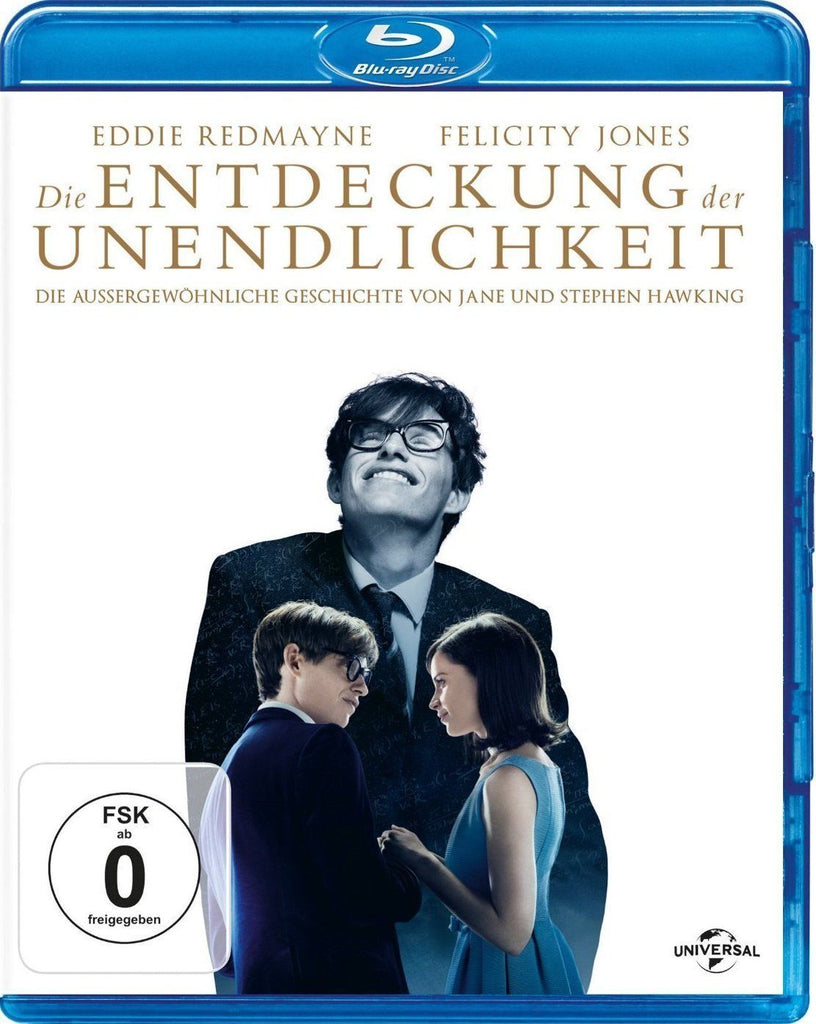 The Theory Of Everything (2014) - Eddie Redmayne  Blu-ray