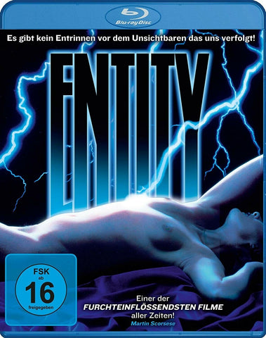 The Entity (1981) - Barbara Hershey  Blu-ray