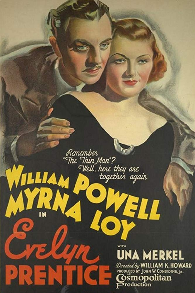 Evelyn Prentice (1934) - William Powell  DVD