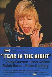 Fear In The Night (1972) - Joan Collins  DVD