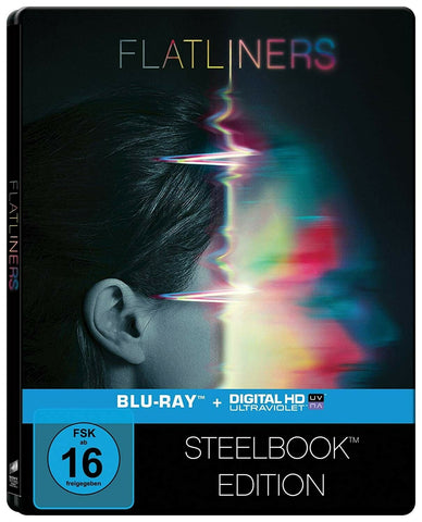 Flatliners (2017) - James Norton Limited Steelbook Edition  Blu-ray