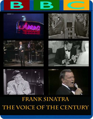 Frank Sinatra - The Voice Of The Century  DVD
