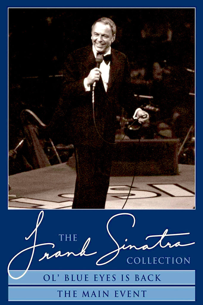 Frank Sinatra: The Main Event (1974)  DVD
