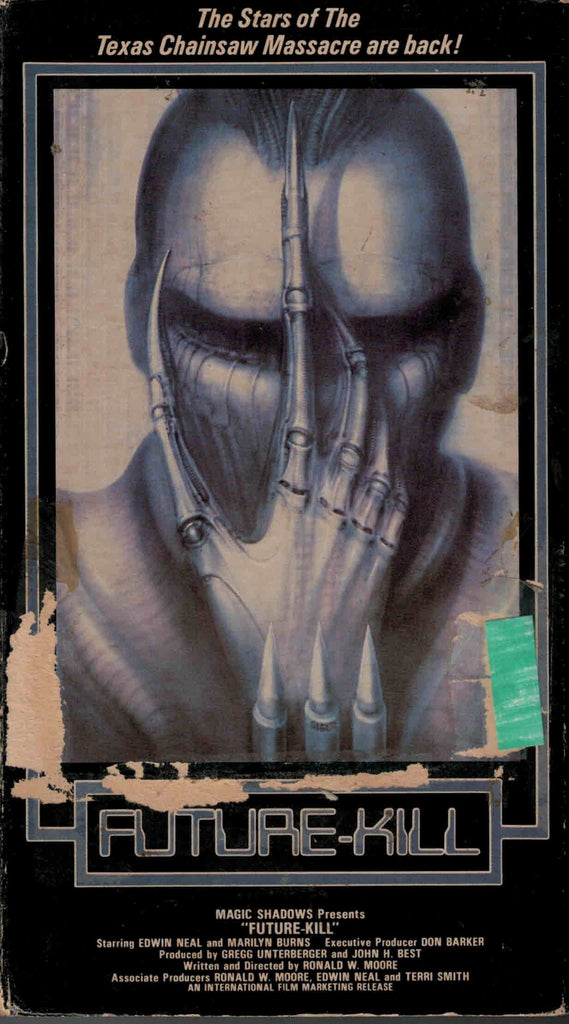 Future Kill (1985) - Edwin Neal  VHS