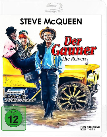 The Reivers (1969) - Steve McQueen  Blu-ray