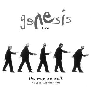 Genesis: The Way We Walk - Live In Concert (1992)  DVD